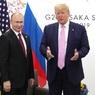NYT: Белый дом засекретил переговоры Путина и Трампа
