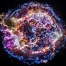 NASA показало на видео взрыв сверхновой, наблюдаемый 13 лет