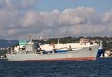 Российский корабль с танками на борту заметили на пути в Сирию