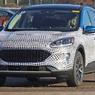 Появились «шпионские» фото нового внедорожника Ford Escape