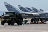 Российские военные заявили об уничтожении позиций обстрелявших Хмеймим боевиков
