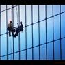 В Сан-Франциско мойщик окон упал с огромной высоты и выжил