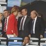 Канцлер Меркель позвонила президенту Путину