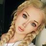 Живая кукла Барби, украинка Валерия Лукьянова, рассказала о муже