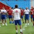 Российские футболисты обыграли сборную Турцию в матче Лиги наций