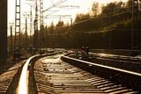 Грузовой поезд сошёл с рельсов в Пермском крае