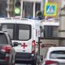 На трассе под Рязанью опрокинулся пассажирский автобус
