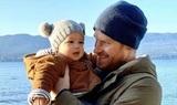 Меган Маркл и принц Гарри опубликовали новое трогательное фото с маленьким Арчи
