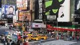 В Нью-Йорке автомобиль на полной скорости въехал в толпу людей