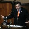 Саакашвили приехал в Литву и принял участие в митинге у российского посольства