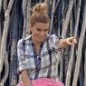 """Ксения Бородина на фоне объявления о разводе показала видео под песню """"Ты мою душу не тронешь"""""""
