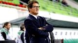 Капелло получит 5 млн евро, если сборная России выиграет ЧМ-2018