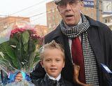 """11-летний сын Золотухина покорил публику артистизмом и """"фирменной"""" улыбкой отца"""