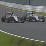 Формула-1: Росберг приблизился к титулу, а Mercedes его себе обеспечил