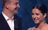 Певица Нюша представила своего жениха светской публике