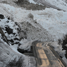 Снега перекрыли подходы и подъезды к Магадану