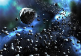 Лазерный луч может спасти землян от астероидов (ВИДЕО)