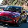 Стала известна стоимость кроссовера Aston Martin DBX для России