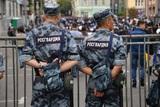 Полиция заблаговременно подготовилась к несогласованному митингу в Москве