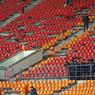 ЦСКА наказан закрытием фанатских секторов на один матч