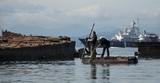 СМИ: В Дании задержано российское судно с пьяным экипажем
