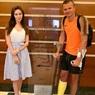 Жена Дмитрия Тарасова показала его снимок в инвалидном кресле
