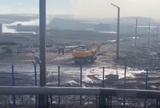 Росприроднадзор исключил сжигание разлившегося топлива в Норильске