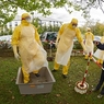 В США зафиксирована первая смерть от Эболы