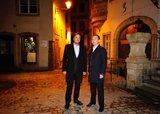 Медведев провёл переговоры с премьер-министром Люксембурга