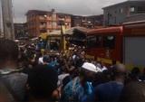 В Нигерии более ста человек оказалось под завалами после обрушения школы