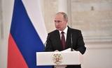 Путин ответил на вопрос о выдвижении на новый президентский срок