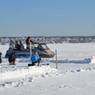 МЧС: 148 рыбаков эвакуированы с отколовшейся льдины на Белоярском водохранилище
