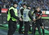 Стюарды готовы заменить полицию на стадионах