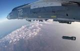 Российские Су-24 нанесли удар по боевикам в Идлибе