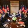Ким Чен Ын отказался подписывать документ предложенной организаторами саммита ручкой