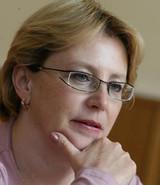 Глава Минздрава поддержала идею борьбы с вредными продуктами «рублем»