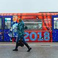 В Москве в новом году традиционно подорожало метро