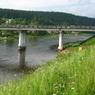 В Еврейской автономной области во время учений обрушился мост