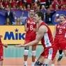 Российские волейболисты начали чемпионат мира с победы над канадцами