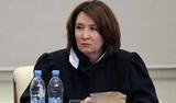 «Золотая судья» Хахалева отказалась раскрыть свои звездные доходы