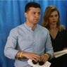 Партия Зеленского безоговорочно побеждает на выборах в Украине