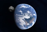 К Земле приближается «потенциально опасный» астероид