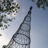 Шедевр архитектуры - Шуховская башня - еле держится