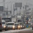Дороги Москвы парализовали заторы и пробки