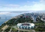 Строительство стадиона в Волгограде обойдется в 16,5 млрд рублей