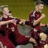 Российские юниоры обыграли сборную Швеции в ничего не решавшем матче
