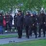 После акции протеста в Екатеринбурге задержаны более 20 человек