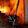 В Петербурге загорелся гипермаркет «Лента», очевидцы представили видео ЧП