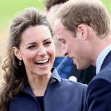 В интернете появились первые фото принцессы Шарлоты Кембриджской