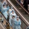 В России выявили еще более 10,5 тысяч случаев заражения коронавирусом